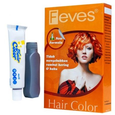 Feves Hair Color 40 mL @ 1 Pcs