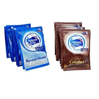 Bendera Kental Manis Sachet 42 Gr All Var @ 3 Pack