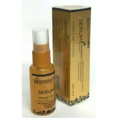 Hanasui Serum Whitening Gold 20 ml @ 1 Pc