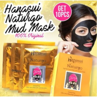 Hanasui Peel of Mask 10 Gr @ 1 Box