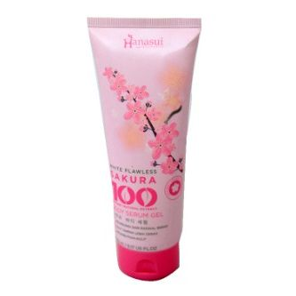 Hanasui Sakura Body Serum Gel