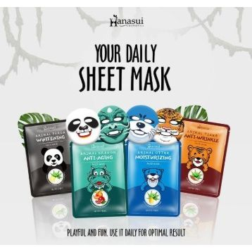 Hanasui Animal Face Mask @ 1 Box